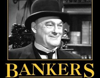 Banking 101 – Part II: Still think it's 'your' money?